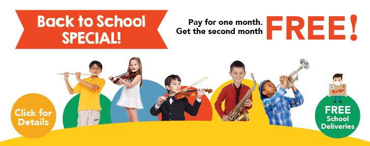 Back to School 2020 Web Banner