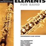 Essential Elements for Band w/EEI v.2 . Oboe . Various