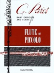Daily Exercises and Scales . Flute/Piccolo . Pares