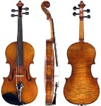 "12516 Viola Outfit (16"") . Amati"