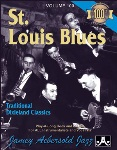 St. Louis Blues v.100 w/CD . Any Instrument . Aebersold