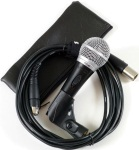 PG48-QTR Cardioid Dynamic Vocal Microphone . Shure