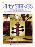 All For Strings Theory Workbook v2 . Viola . Anderson