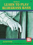 Learn To Play Bluegrass Bass . Bass . Gately