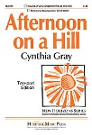 Afternoon on a Hill (2-part) . Choir . Gray