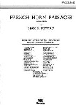 French Horn Passages v.1 . French Horn . Various