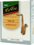 LAVOZTS Tenor Saxophone Reeds (box of 10) . La Voz