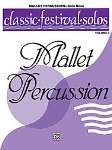 Classic Festival Solos v.2 . Mallet Percussion . Various