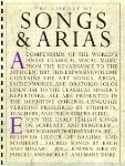 The Library of Songs & Arias . Piano . Various