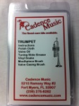 American Way Mk BRCKL1390 Cadence Lacquer Trumpet Care Kit