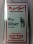 American Way Mk THCK1390 Cadence Tuba Care Kit