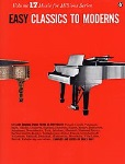 Easy Classics To Moderns . Piano . Various