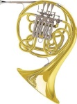 "10D ""Symphony"" Double French Horn Outfit . Conn"