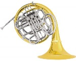 "11DS ""Symphony"" Double French Horn Outfit (screw bell) . Conn"