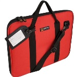 Pro-tec P5RX Music Portfolio Bag (red) . Protec