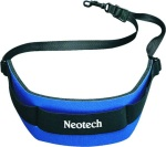 1904162 Soft Sax Neck Strap (royal blue) . Neotech