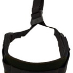 1901172 Soft Sax XL Neck Strap (black) . Neotech