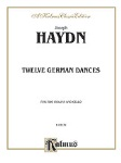 German Dances (12) . String Trio . Haydn