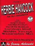 Herbie Hancock v.11 w/CD . Any Instrument . Aebersold