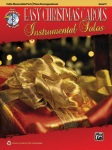 Easy Christmas Carols w/CD . Cello and Piano . Various
