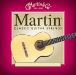 M260 Classical Guitar String Set (bronze, ball end, regular tension) . Martin