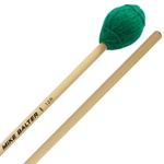 12R Keyboard Mallets (med. hard, rattan, green yarn) . Mike Balter