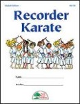 Recorder Karate (student book) . Recorder . Various