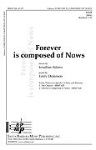 Forever is Composed of Nows . Choir (SATB) . Adams