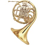 YHR-567 Double French Horn Outfit . Yamaha