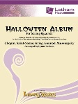 Halloween Album . String Quartet . Various