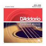 D'Addario PB026 Bronze Wound Strings