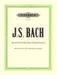 Cello Suites (6) . Cello . Bach