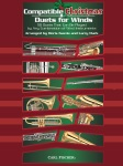 Compatible Christmas Duets for Winds . C Instrumetns . Various