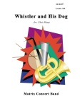 Whistler and His Dog . Concert Band . Sharp