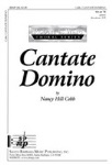 Cantate Domino . Choir (SA) . Cobb