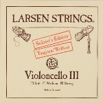 Larsen Strings 501331 Larsen 4/4 Cello G String Tungsten Soloist Edition