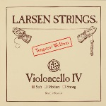 Larsen Strings L111 Larsen 4/4 Cello C String