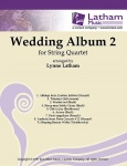Wedding Album 2 . String Quartet . Various