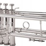 2055T Silver Flair Bb Trumpet Outfit (w/ trigger) . King