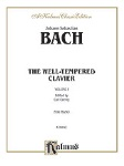 The Well-Tempered Clavier v.1 . Piano . Bach