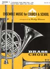 Ensemble Music for Church and School . Conductor's Score . Various