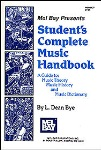 Student's Complete Music Handbook . Theory . Bye