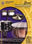 Band Expressions for Percussion book 1