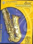 Band Expressions for Alto Sax book 1