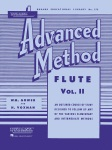 Rubank Advanced Method v.2 . Flute/Piccolo . Voxman/Gower