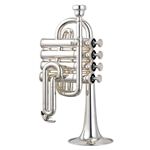 YTR-6810S Bb/A Piccolo Trumpet Outfit . Yamaha