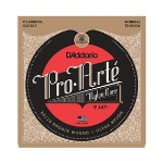 EJ47 Pro Arte Clear Nylon Classical Guitar String Set (80/20 bronze, normal) . D'Addario