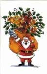 310168 Joy to the World Christmas Cards (8 pack) . Music Treasures