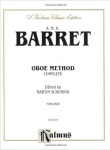 Barret Oboe Method