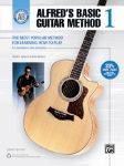 Alfred's Basic Guitar Method v.1 (3rd edition) . Guitar . Manus